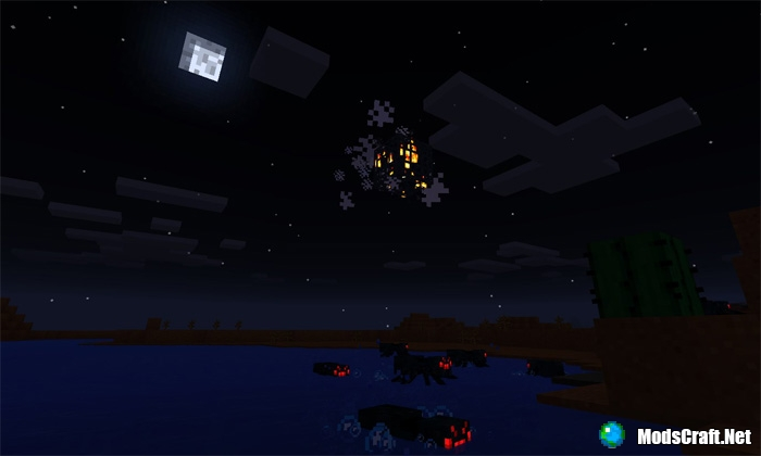 Спаунеры монстров в воздухе [1.0/0.17.0]