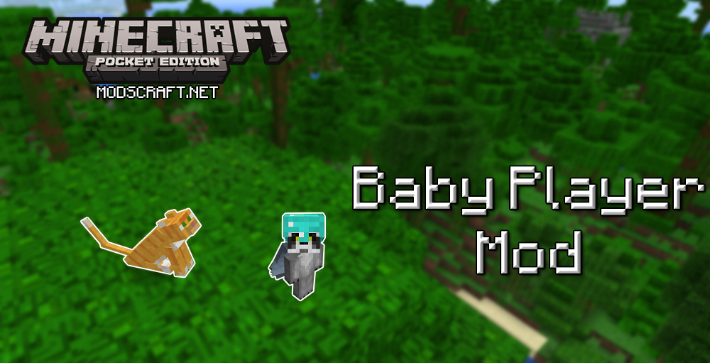 Мод Baby Player 1.1/1.0/0.17.0/0.16.1