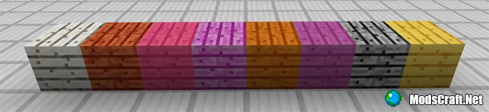 Текстур пак Colored Blocks 1.0/0.17.0