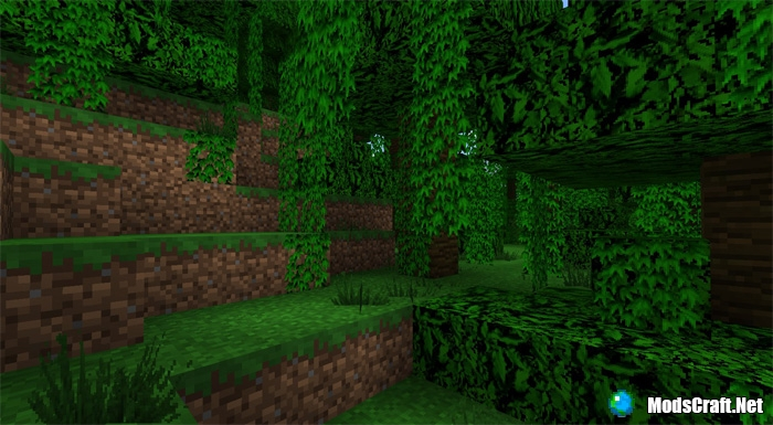 Текстур пак Better Grass 1.0
