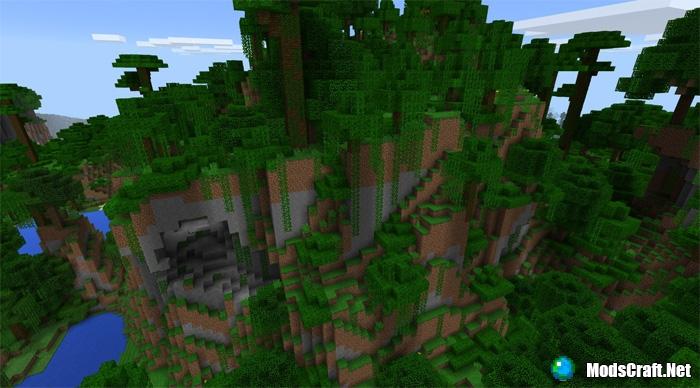 Эпичные джунглевые скалы [1.0/0.17.0]