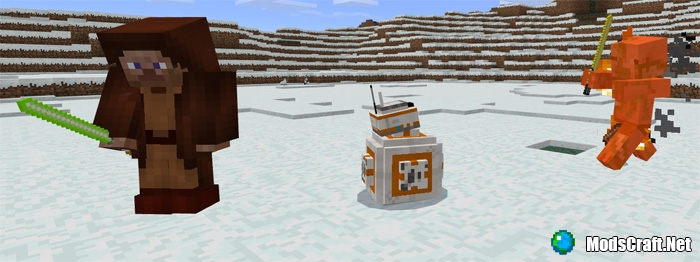 Мод BB-8: A Star Wars 1.0/0.17.0