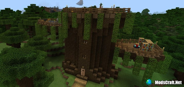 Карта Treehouse [Творчество]