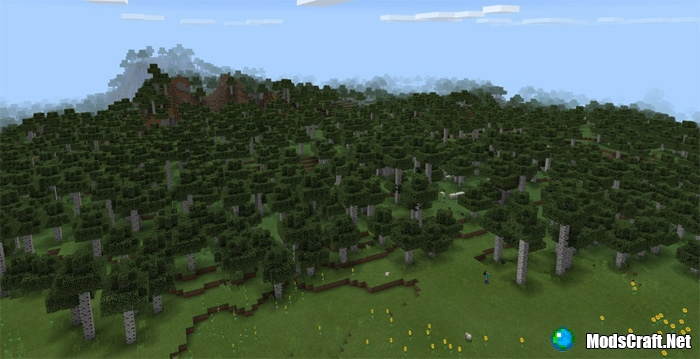 Редкий березовый лес [1.0/0.17.0]