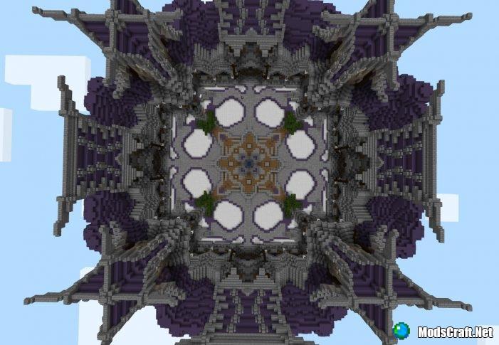 Карта Fantasy Sky Island [PvP]
