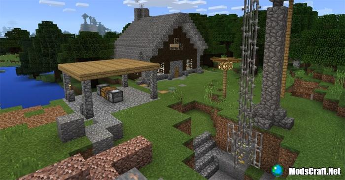 Карта Mansion Village [Творчество]