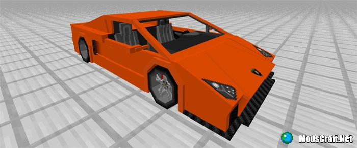 Мод Sports Car: Lamborghini 1.1/1.0/0.17.0
