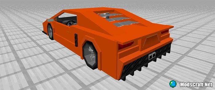 Мод Sports Car: Lamborghini 1.1/1.0/0.17.0