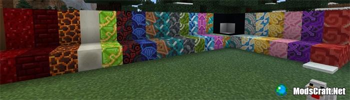 Текстур пак 1.12 Blocks 1.0/0.17.0