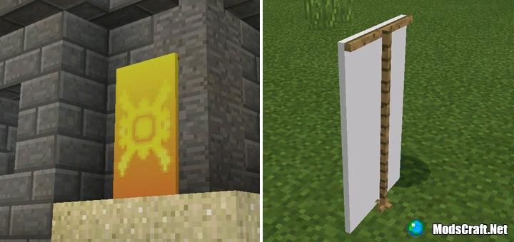 Мод Banner Addon (концепт!) 1.0.4+