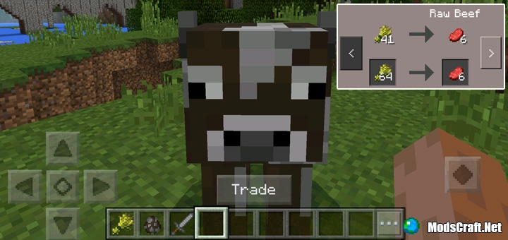 Мод Animal Trade 1.0