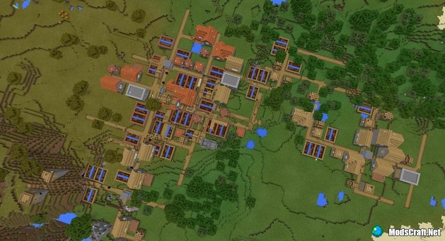 Пять деревень [1.0/0.16.1]
