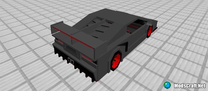 Мод Lamborghini Veneno 1.1/1.0/0.17.0