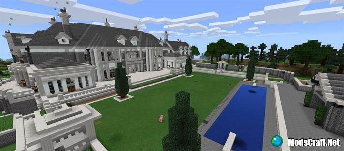Карта The Alpine Mansion [Творчество]