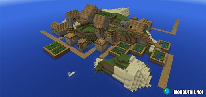 Маленький остров с деревней [1.0/0.16.1]
