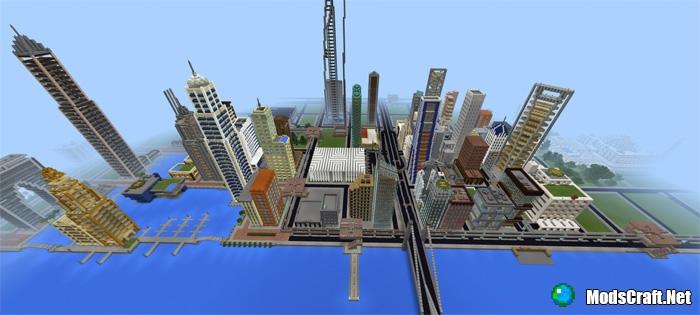 Карта Megacity [Творчество]