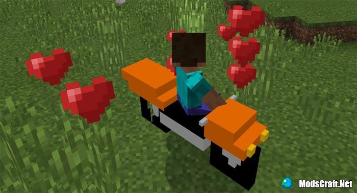 Мод Mine-Bikes 1.0/0.17.0