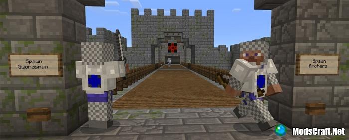 Карта Castle Wars [Мини-игра]