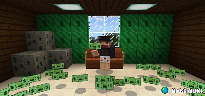Мод Notch's Money 1.0