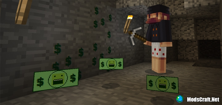 Мод Notch's Money 1.0