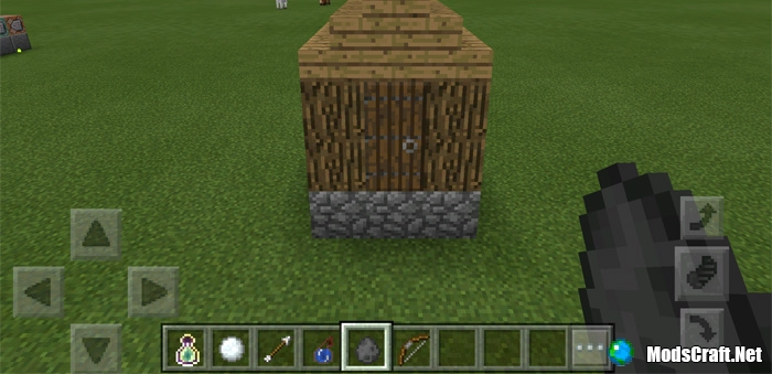 Карта 10 Command Block Creations 1.0.5+ [Редстоун]