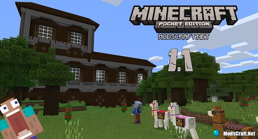 Обновление Открытий: скоро в Minecraft PE!