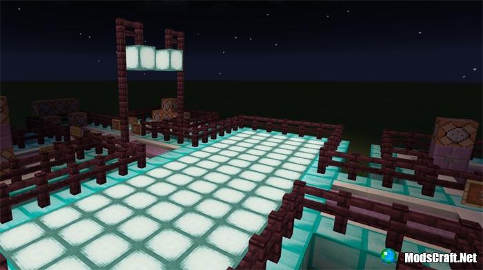 Карта 10 Awesome Command Block [Редстоун]