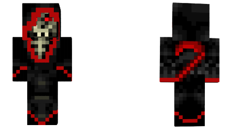 Skeletal Flame Reaper