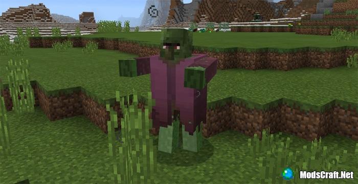 Мод Mutant Creatures 1.1/1.0/0.16.1