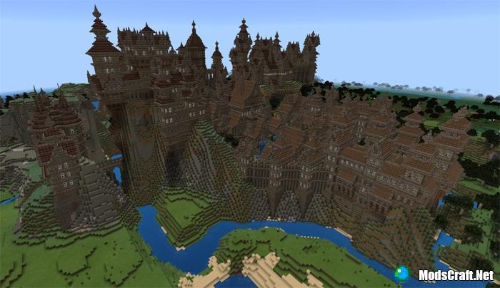 Карта The Last Kingdom [Творчество]