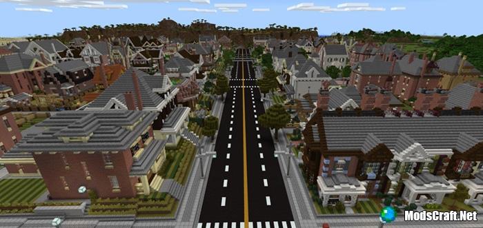 Карта The Neighborhood [Творение]