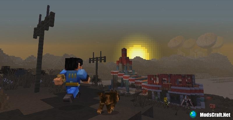 Скачать Minecraft PE 1.0.7 [Полная версия]