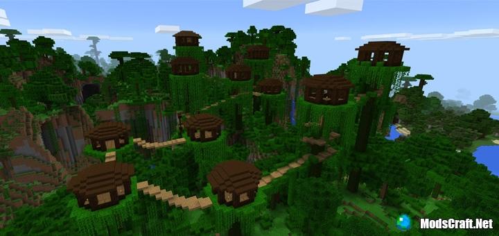 Карта TreeHouse [Творение]