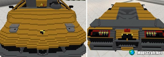 Мод Lamborghini 1.1