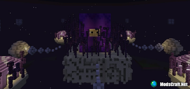 Карта ShulkerWars 1.1.0.9+ [PvP]