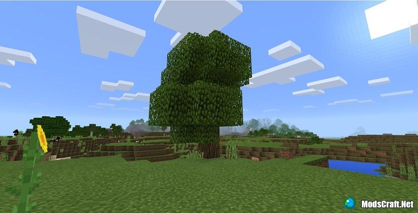 Как найти особняк в Minecraft PE?