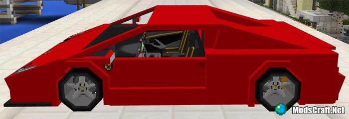 Мод Ferrari 458 Italia 1.1/1.0