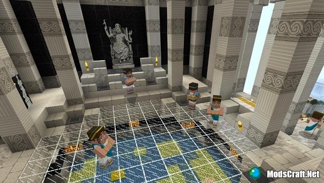 Скачать Minecraft PE 1.0.9 [Полная версия]