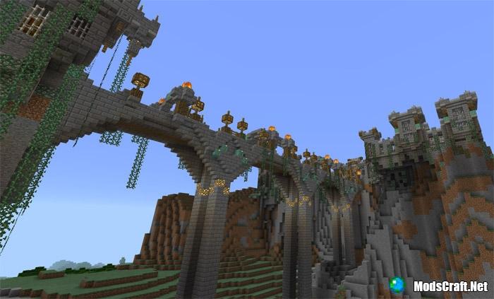 Карта Castle Adventure [Творение]