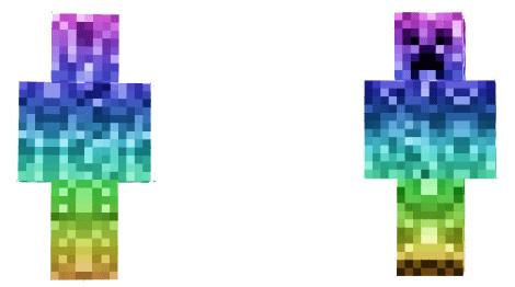 Rainbow Creeper