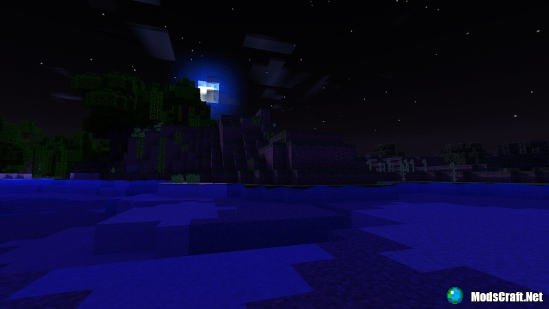 Шейдеры Creeper Shaders 1.1/1.0