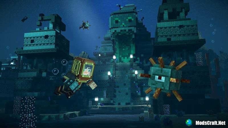 Minecraft: Story Mode [2 сезон]