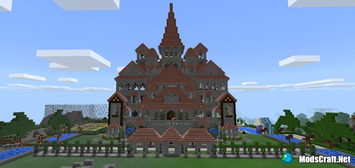 biggest minecraft house in the world 2015 wonderful biggest house in the world minecraft houses 2015 - Biggest House In The World 2015