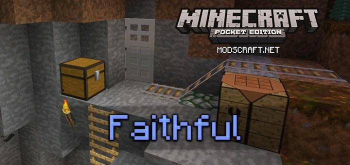 Текстур пак Faithful 1.1/1.0/0.16.0
