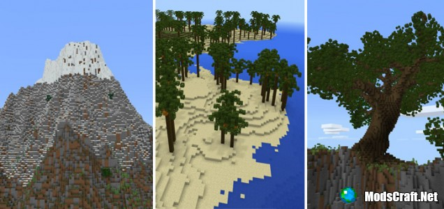Карта The Islands [Творение]