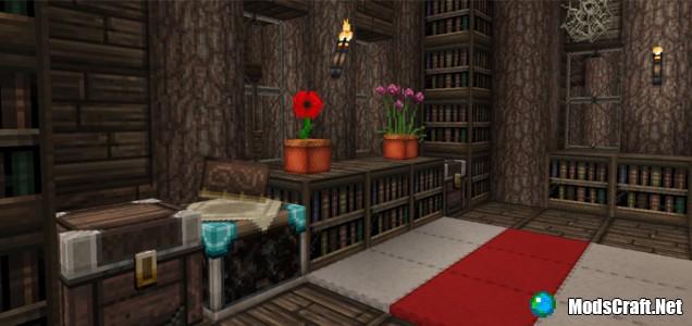 Текстур пак John Smith Legacy JimStoneCraft 1.1