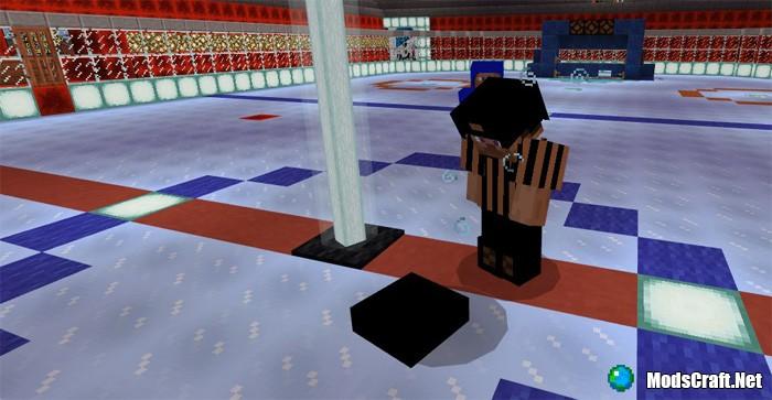 Карта Ice Hockey [Мини-игра]