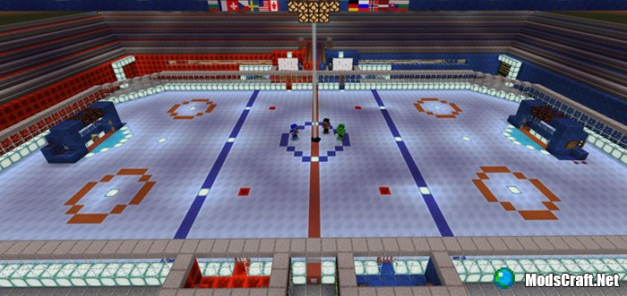 Карта Ice Hockey [Мини-игра]