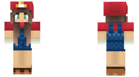 Mario Girl
