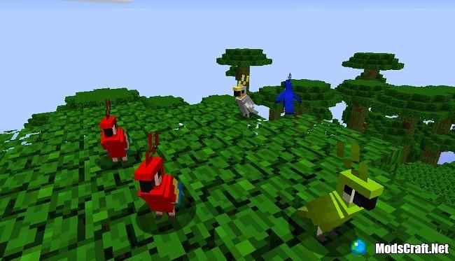 Minecraft PE 1.2: полный список изменений!